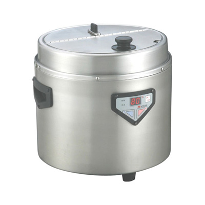 スープウォーマー エバーホット(蒸気熱保温) NMW-088 φ355×H365mm( キッチンブランチ )