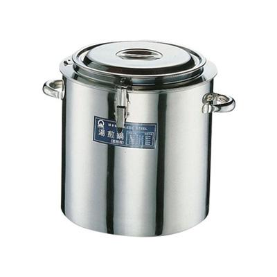 SA 18-8 湯煎鍋 24cm( キッチンブランチ )