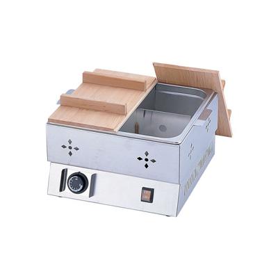 TKG 電気おでん鍋 4ッ切 400×365×H255mm( キッチンブランチ )