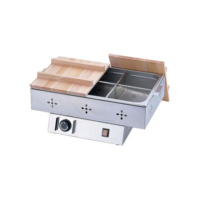 TKG 電気おでん鍋 6ッ切 570×365×H255mm( キッチンブランチ )
