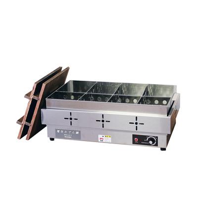 ニッセイ 電気おでん鍋 NHO-8LY 本体寸法:630×335×H230mm( キッチンブランチ )