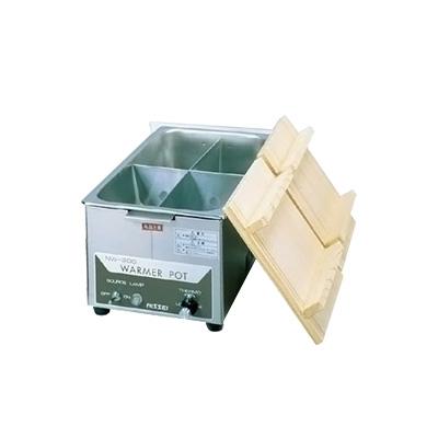ニッセイ 電気おでん鍋 NW-201H 本体寸法:253×420×H190mm( キッチンブランチ )