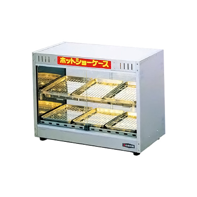 ホットショーケース ED-5 ( 加湿機能内蔵) 600×300×H460mm( キッチンブランチ )