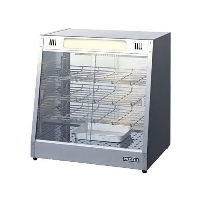 電気ホットショーケース NH-703 600×450×H615mm( キッチンブランチ )