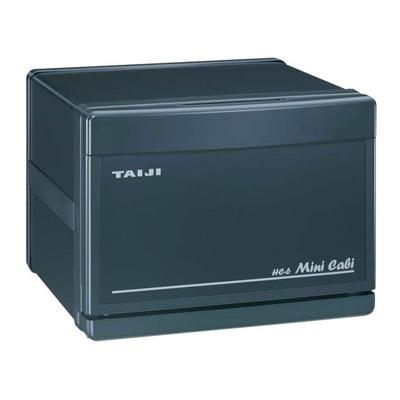 タイジ ホットキャビ HC-6 (約32本入) 300×307×H230mm (K)<ブラック>( キッチンブランチ )