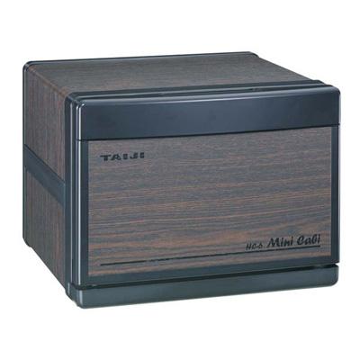 タイジ ホットキャビ HC-6 (約32本入) 300×307×H230mm (M)木目( キッチンブランチ )