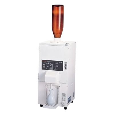 タイジ 全自動酒燗器 TSK-110B (1升ビン1本立1本取) 250×375×H595mm( キッチンブランチ )