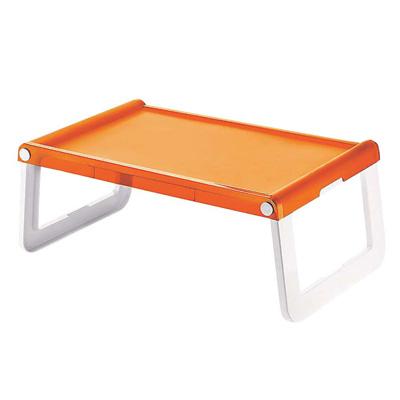 グッチーニ フォールディングマルチトレー 0894.0045 580×350×H235mm <オレンジ>( キッチンブランチ )