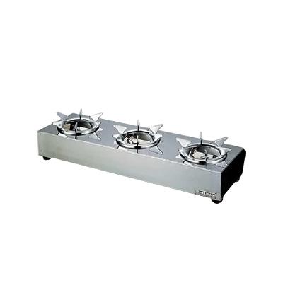 サイフォンガステーブルUS-10312・13A600×200×H95mm(キッチンブランチ)