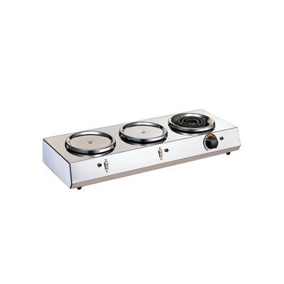 3連ハイウォーマー 555×225×H85mm( キッチンブランチ )