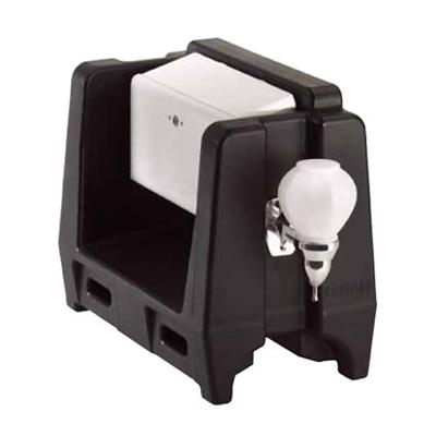 カムテナー用ハンドウォッシュアクセサリ HWATD 265×530×H370mm <ブラック>( キッチンブランチ )