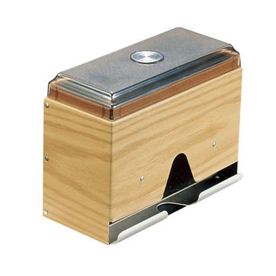木目ストローディスペンサー 紙巻ストロー用 3815-29(スチール製)230×115×H177mm( キッチンブランチ )