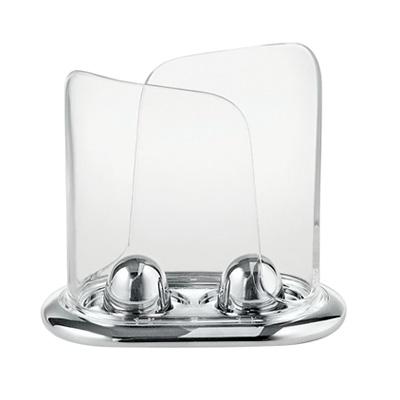 グッチーニ ペーパーカップ ディスペンサー 2371.0016 218×137×H200mm <クローム>( キッチンブランチ )