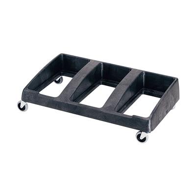 トラスト スリムレクタングルコンテナ用 ドーリー 1816(3ヶ用) 873×517×H240mm( キッチンブランチ )