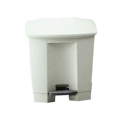 トラスト ステップオンコンテナ 1254 502×410×H673mm <ホワイト>( キッチンブランチ )