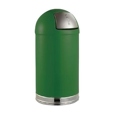 トラスト ラウンドトップ ダストボックス 2353 45L 381×H760mm <グリーン>( キッチンブランチ )