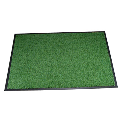 ロンステップ マット 900×1800mm <緑>( キッチンブランチ )