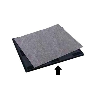 吸油マット用ベース 750×900mm( キッチンブランチ )