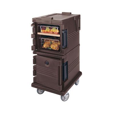 キャンブロ カムカート フードパン用 UPC600 520×690×H1120mm <ダークブラウン>( キッチンブランチ )