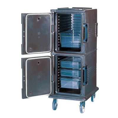 キャンブロ フードパン用 カムカート UPC800 520×690×H1375mm <コーヒーベージュ>( キッチンブランチ )