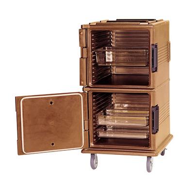 キャンブロ フードパン用 カムカート UPC1600 725×826×H1370mm <コーヒーベージュ>( キッチンブランチ )
