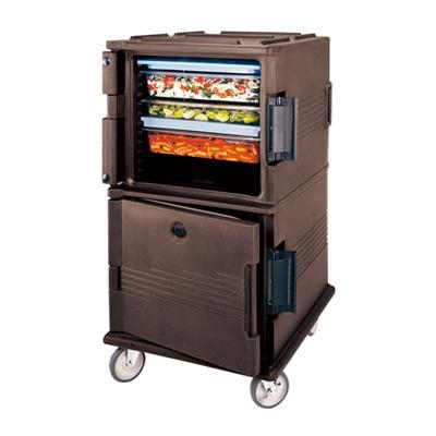 キャンブロ フードパン用 カムカート UPC1600 725×826×H1370mm <ダークブラウン>( キッチンブランチ )