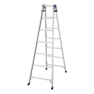 梯子兼用脚立 RD型 RD2.0-15 全長2.94m( キッチンブランチ )