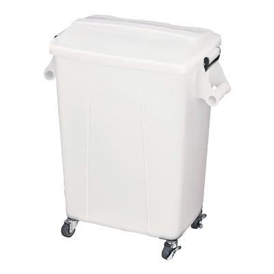 トンボ 厨房ペール(キャスター付) 70型 580×355×H705mm <ナチュラル>( キッチンブランチ )