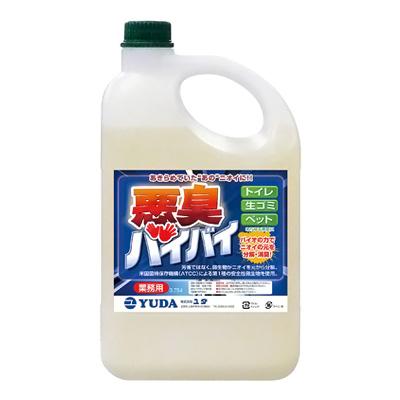 消臭用バイオ製剤 悪臭バイバイ 3.75L (希釈用)( キッチンブランチ )