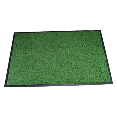 ロンステップ マット 900×1500mm <緑>( キッチンブランチ )