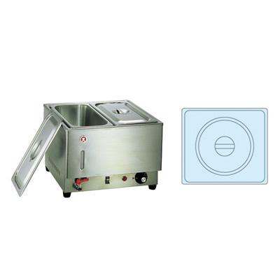 電気フードウォーマー 2/3型 KU-304 395×365×H270mm( キッチンブランチ )
