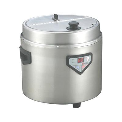 スープウォーマー エバーホット(蒸気熱保温) NMW-128 φ353×H414mm( キッチンブランチ )