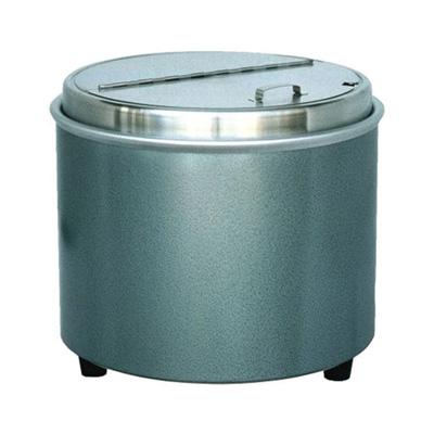 スープウォーマー エバーホット NL-16P (蒸気熱保温) φ415×H356mm( キッチンブランチ )