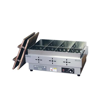 ニッセイ 電気おでん鍋 NHO-8SY 本体寸法:540×360×H230mm( キッチンブランチ )