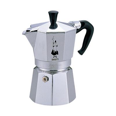 ビアレッティ 直火式エスプレッソメーカー モカエクスプレス 12杯用 1166 135×220×H285mm( キッチンブランチ )