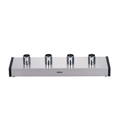 サイフォン ガステーブル SSH-504SD (4連) LPガス 820×200×H90mm( キッチンブランチ )