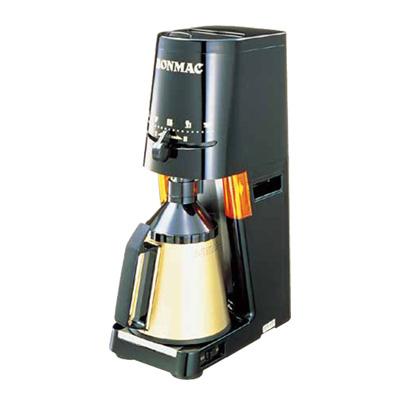 ボンマック コーヒーカッター BM-570N-B (受け缶タイプ) 180×300×H495mm( キッチンブランチ )