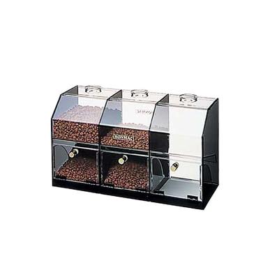 ボンマック コーヒーケース S-3 422×170×H250mm( キッチンブランチ )