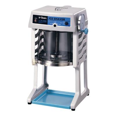 スワン 電動式ブロックアイス シェーバー SI-150SS 290×386×H561mm <グレー>( キッチンブランチ )
