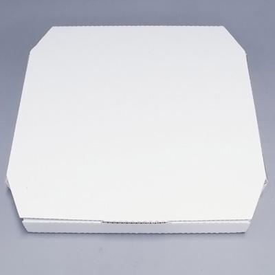 ピザボックス (100枚入) 187551 14 インチ <白>( キッチンブランチ )