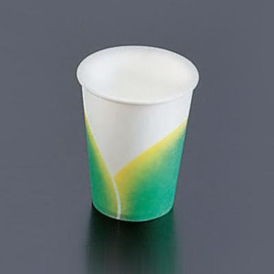 紙コップ SM-140 お茶 (3000入) 144cc( キッチンブランチ )