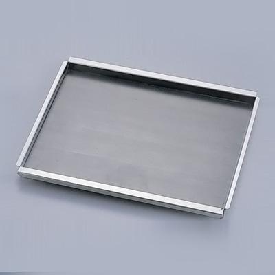 関西式たこ焼器(28穴) 専用鉄板 大(2枚掛サイズ) 360×305×H20mm( キッチンブランチ )