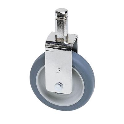 キャンブロ カムシェルビング用固定キャスター 2ヶ組 CSCR キャスターφ127mm( キッチンブランチ )