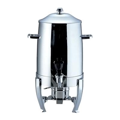 UK 18-8 コーヒーアーン 10501 (固形用ランプ付) 330×φ240×H540mm( キッチンブランチ )