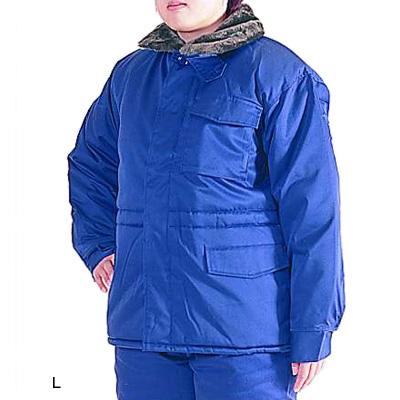 超低温 特殊防寒服 MB-102 上衣 L( キッチンブランチ )