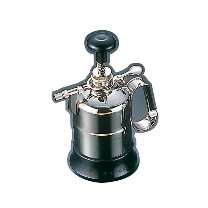 クロームメッキ噴霧器 防水型 小型 (400c.c.)( キッチンブランチ )