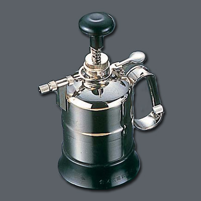 クロームメッキ噴霧器 防水型 中型 (700c.c.)( キッチンブランチ )