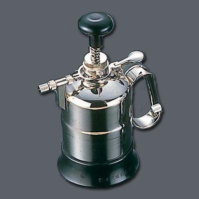 クロームメッキ噴霧器 防水型 大型 (1000c.c.)( キッチンブランチ )