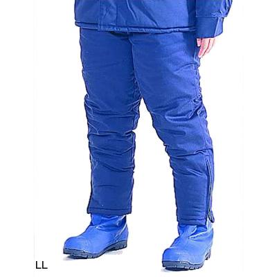 超低温 特殊防寒服 MB-102 ズボン LL( キッチンブランチ )