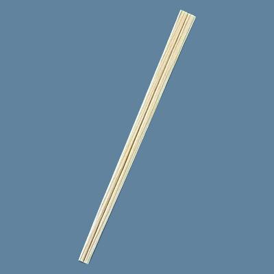 割箸 桧元禄 21cm (1ケース5000膳入) 全長210mm( キッチンブランチ )